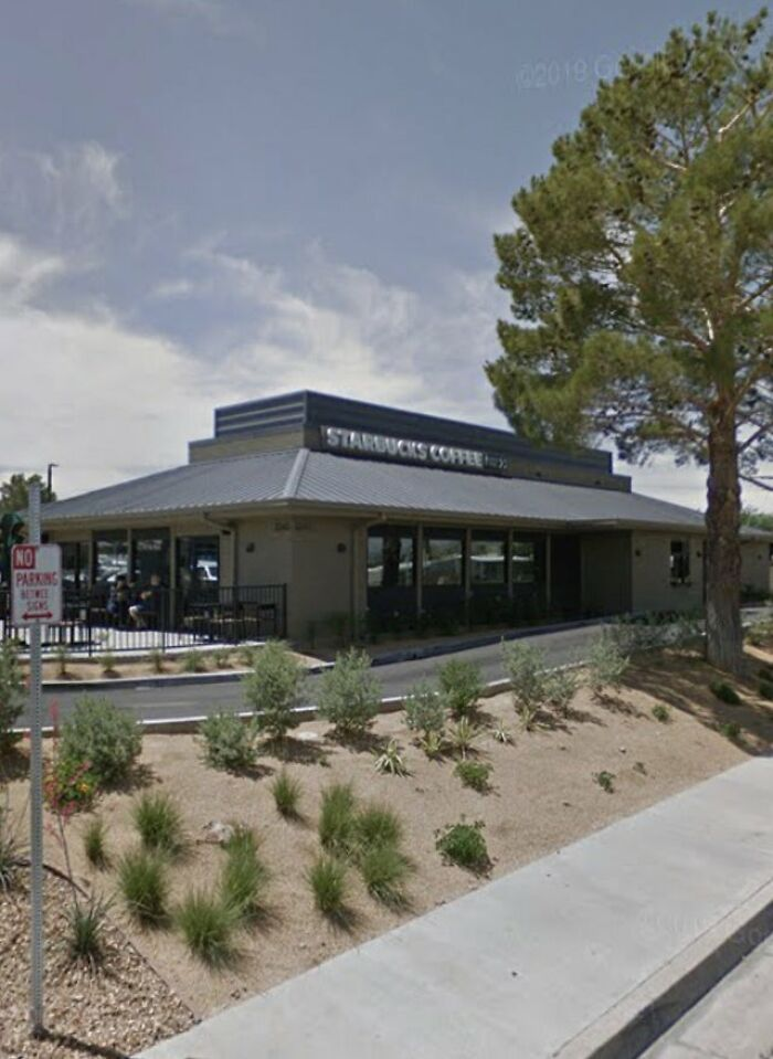 [Ridgecrest, CA] Pizza And Coffee Together At Last