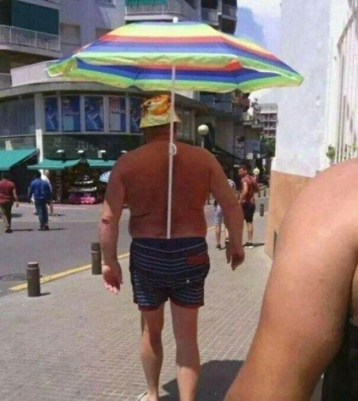 This Is How We Are Dealing With The Heat In Brazil