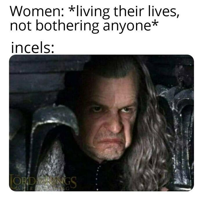 Females Deserted Us