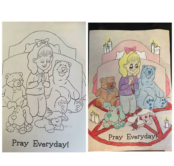 Pray Everyday!