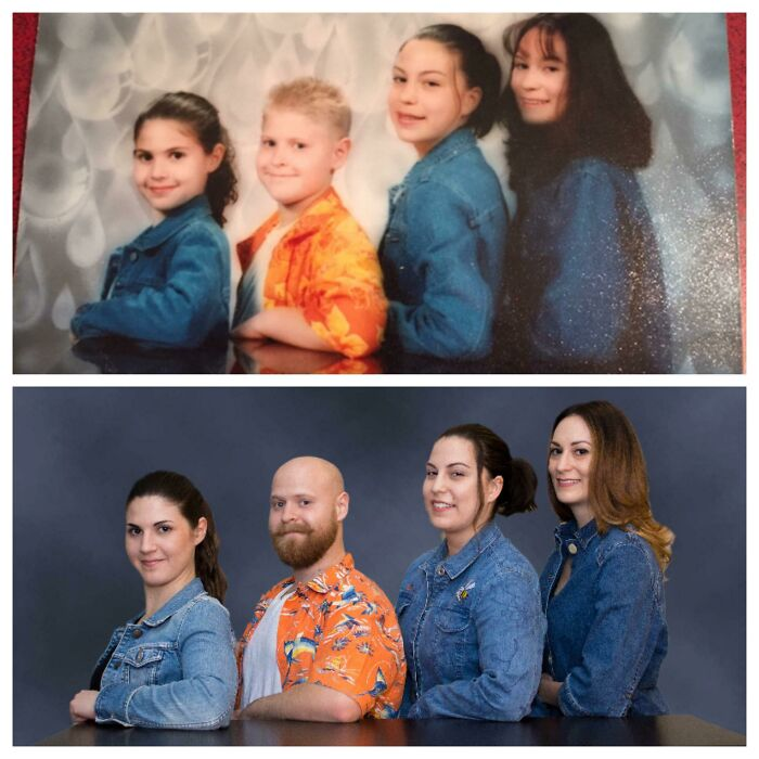15 Years Later And We Still Have That Mall Photo Shoot Swagger!