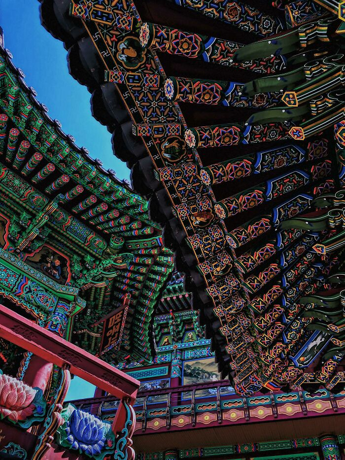 Daegaksa Temple Near Jongmyo Shrine In Seoul