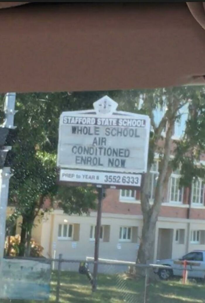 Selling Point For Aussie School
