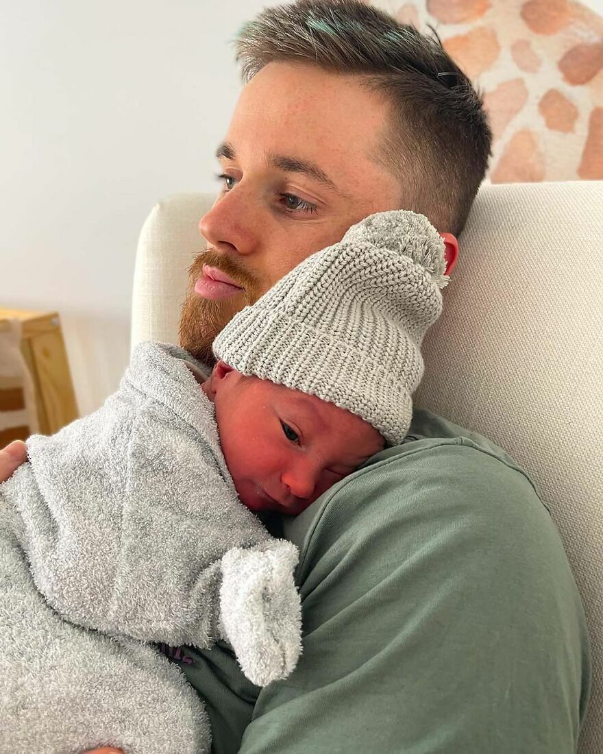 Man Tries Being Pregnant For A Day, Struggles With Daily Stuff
