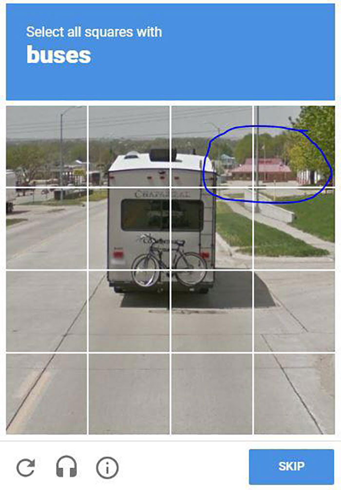Found A Former Pizza Hut On A Captcha Today