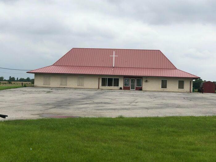 Praise Cheezus! It's A Church!