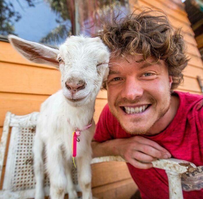 Verified I Think The Goat Likes You