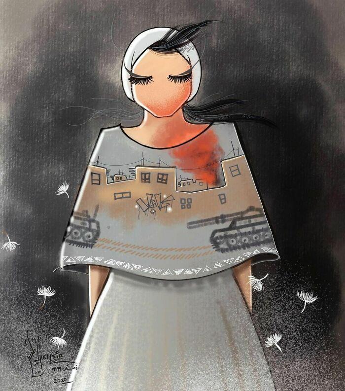 Home / وطن #home #homeland #wishes #war #warzone #burning #kabul #afghanistan #life #fear #hope #darkness #waiting #peace #artwork #digitalart #painting #art #artistsoninstagram #afghanartist #2020 #homeless #نقاشي #هنر #صلح #جنگ #كابل #افغانستان