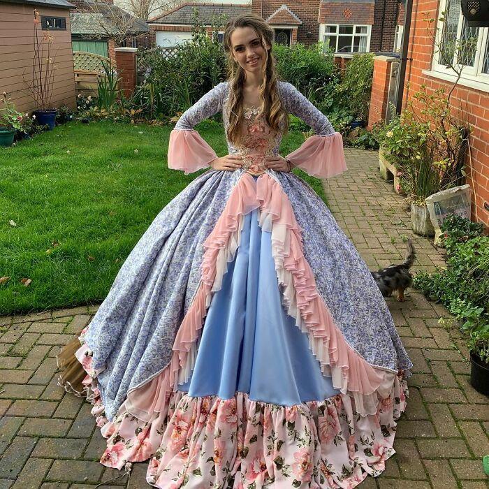 Barbie As The Princess And The Pauper Dress