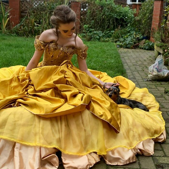 Belle's Gown