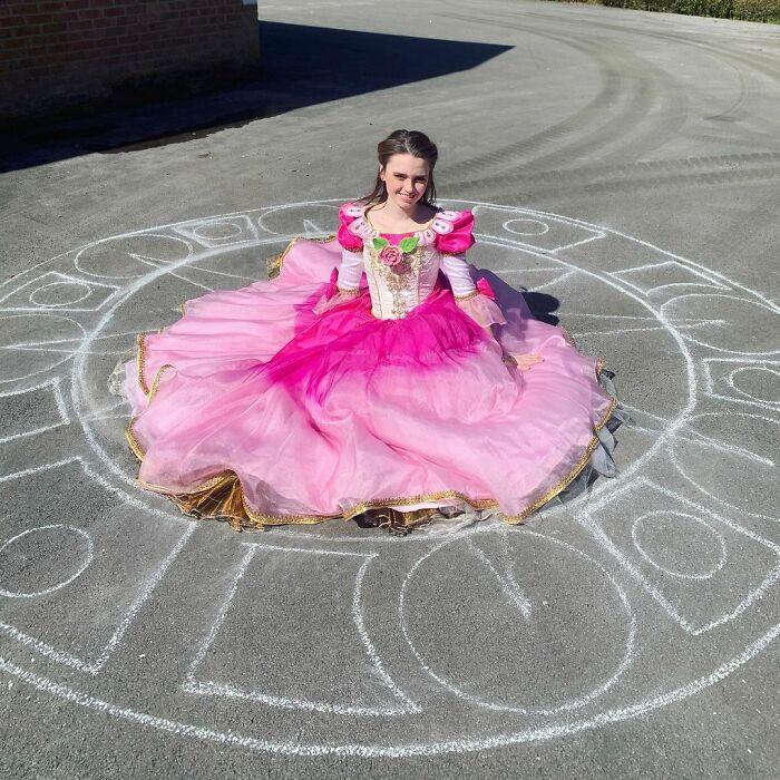 Barbie And The 12 Dancing Princesses Dress