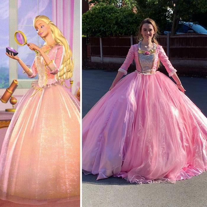 Dress From Barbie As Princess And The Pauper