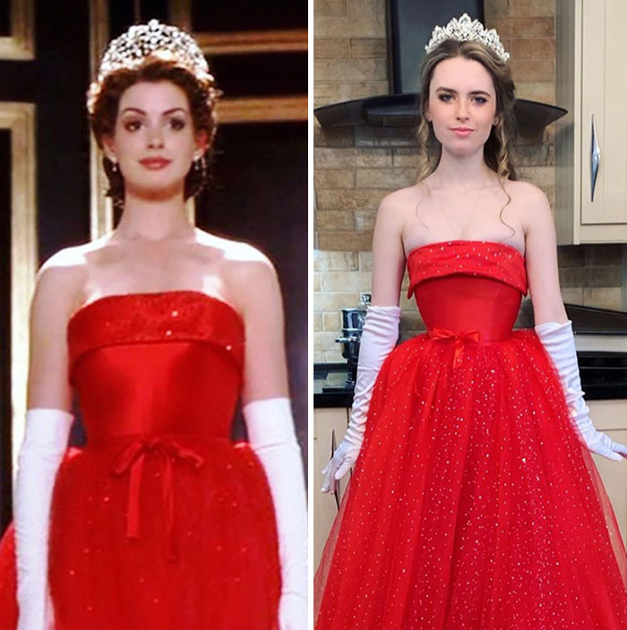 Dress From The Princess Diaries