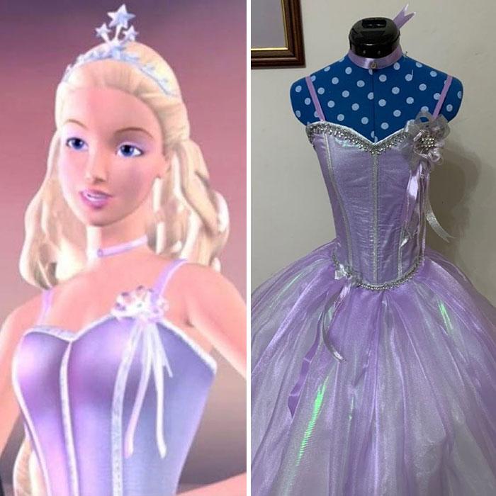 Barbie And The Magic Of Pegasus Dress