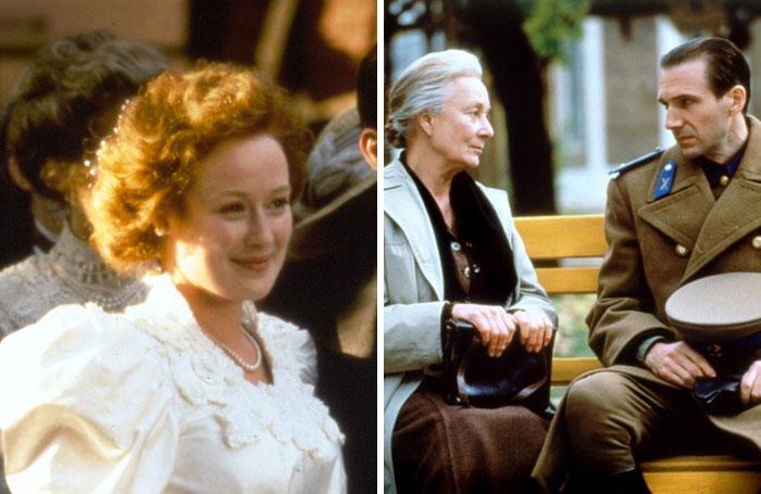 Rosemary Harris And Jennifer Ehle In The Movie Sunshine