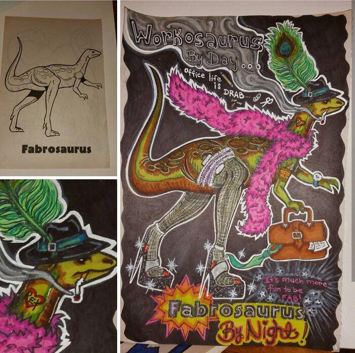 """Fabrosaurus"""