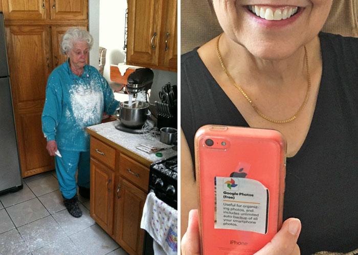 40 Momentos divertidos de personas mayores siendo incapaces de usar algo correctamente