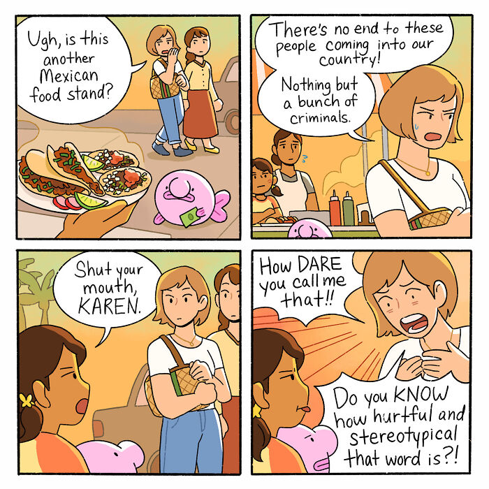 Comics-About-Social-Issues-Blobby-And-Friends