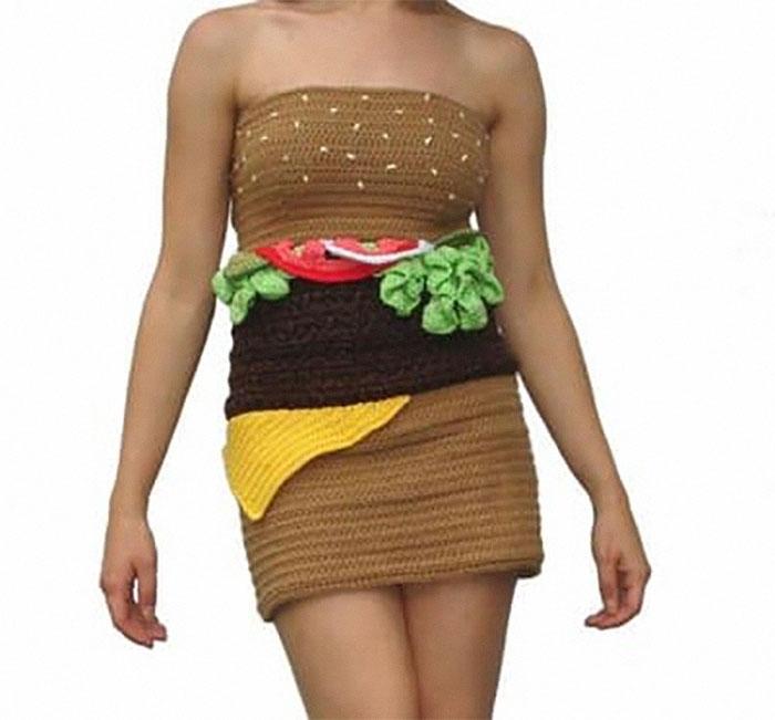 Siempre quise verme como una hamburguesa