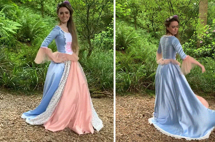 Erika's Dress From Barbie As The Princess And The Pauper