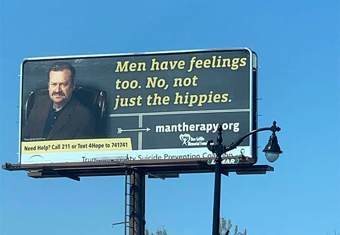 Whatever Gets Them In Therapy I Guess?