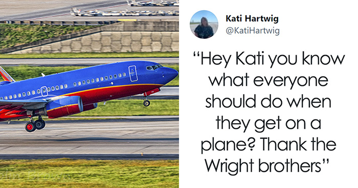 Woman Spent Flight With Little Girl Who Kept Serving Random One-Liners, Ended Up Tweeting Them And Going Viral