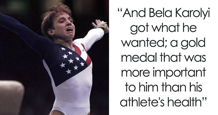 Dad On Facebook Shares His Thoughts On How Dangerous The Sports World Can Be After Rewatching Kerri Strug's Performance At The 1996 Olympics