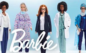 Barbie Has Designed A Line Of Dolls Honoring Six Essential Women Heroes