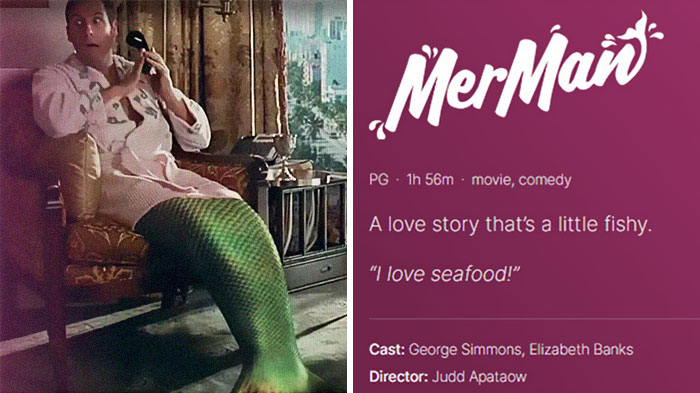 Designer Created 79 Fake Funny Movies, TV Shows And A Website To Parody Netflix