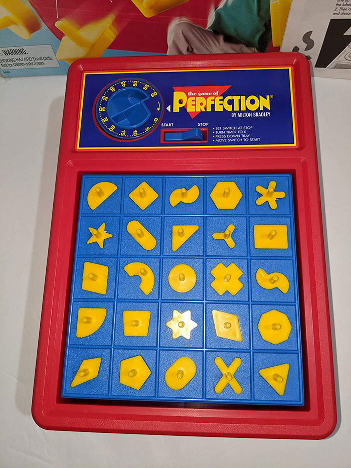 El juego de la perfección