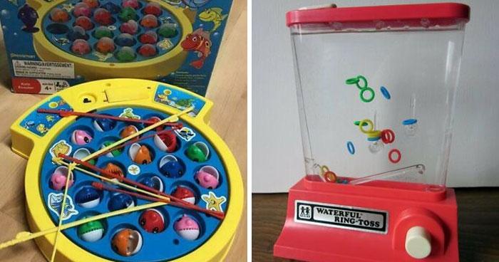 50 Juguetes de los años 70, 80 y 90 que te devolverán a tu infancia