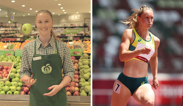 This 21-Year-Old Athlete Had No One To Sponsor Her Trip To The Olympics And Had To Work At A Supermarket To Fund It
