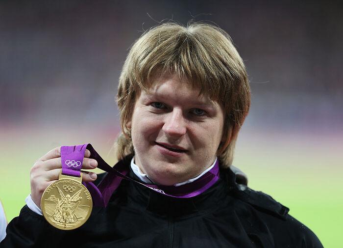 2012: Nadezhda Ostapchuk, Belarus