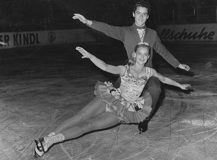 1964: Marika Kilius And Hans-Jürgen Bäumler, Germany