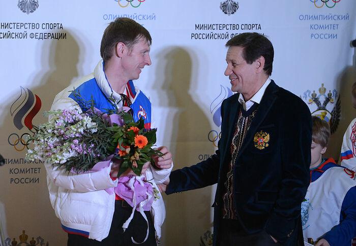 2014: Russian Bobsled Teams