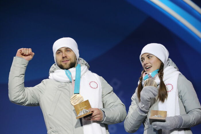 2018: Russian Mixed Curling Team