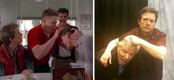 Biff Got What He Deserved After Almost 35 Years.
