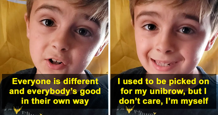 This Boy Got Bullied At School, Decided To Fight It With Positive Videos To Help Others