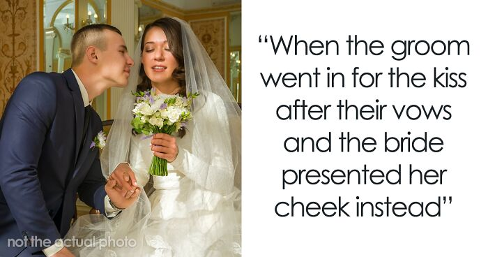 40 People Are Sharing Wedding Moments That Made Them Realize The Wedding Was A Mistake