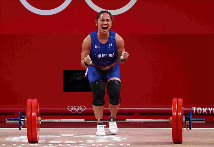 Filipinas acaba de ganar su primera medalla de oro en los Juegos Olímpicos