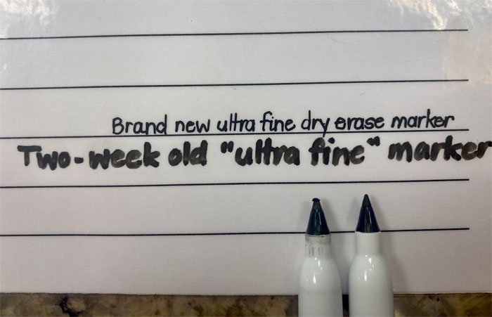 Coworkers Who Do This To My Dry Erase Markers