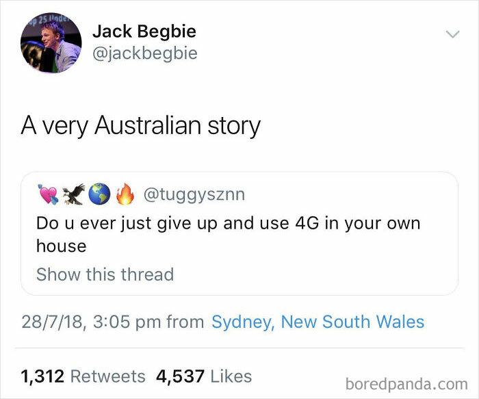 Australian Internet