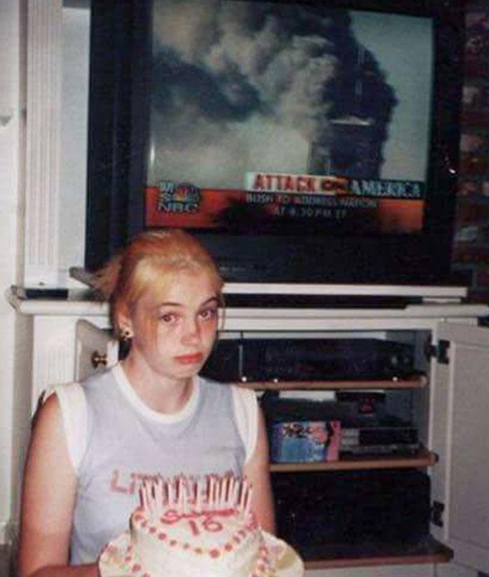 My Friend's 16th Birthday Was On 9/11