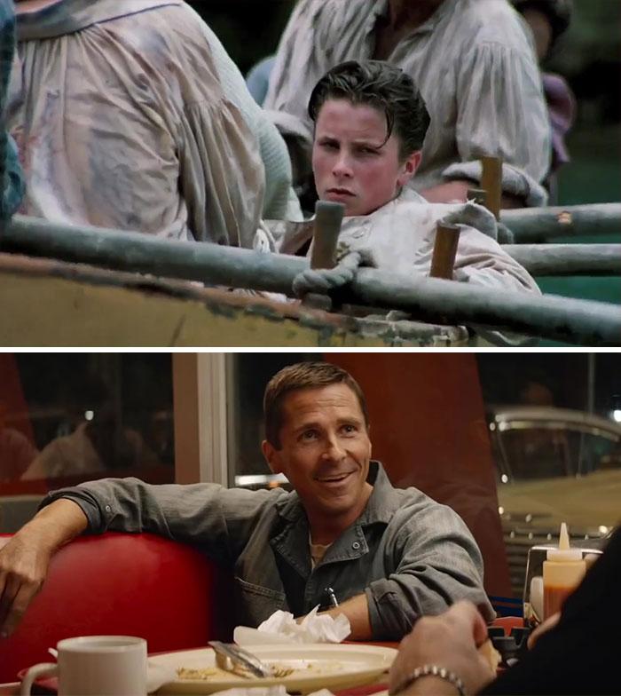 Christian Bale As Jim Hawkins In Treasure Island (1990)