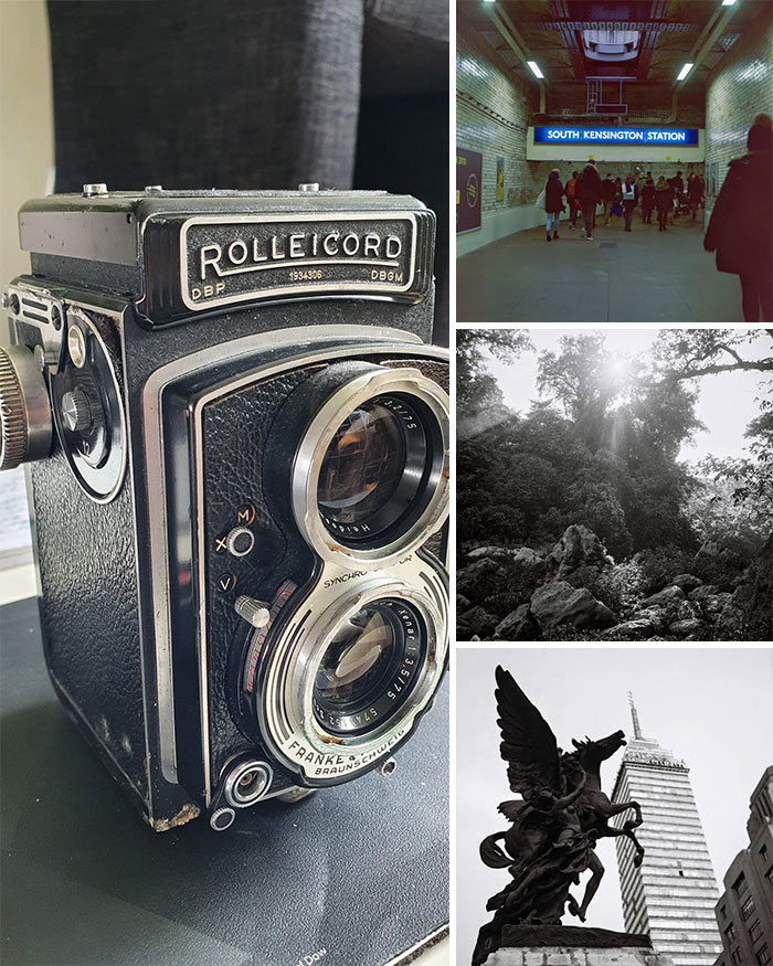 Rolleicord 6x6 Film Camera From The 60's Still Going Strong And Some Examples Of The Pictures It Makes