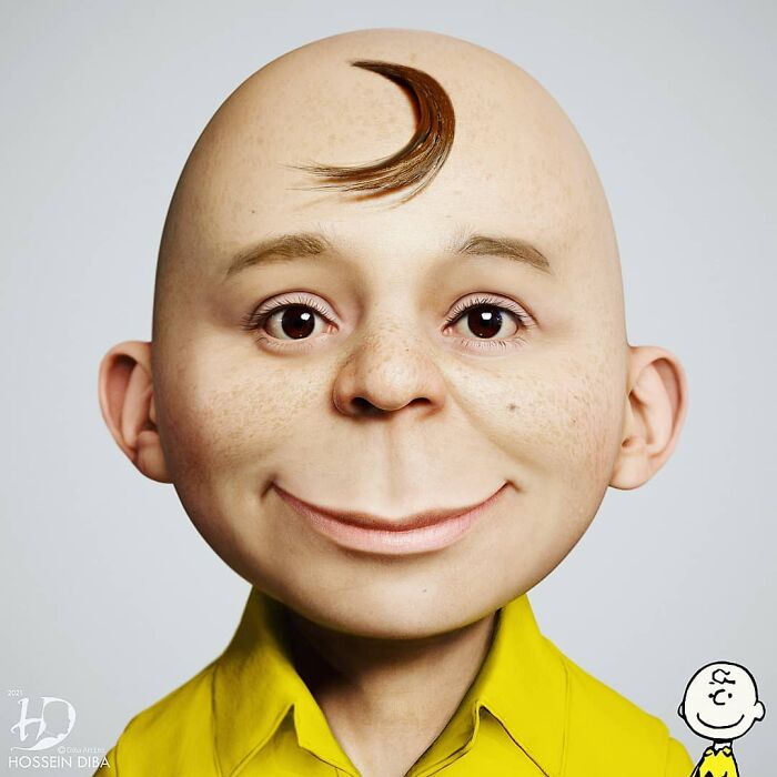 Charlie Brown de Snoopy