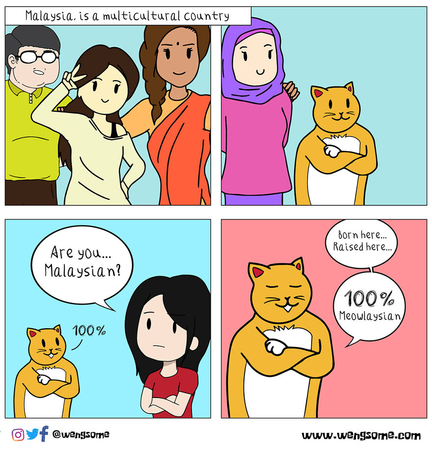 100% Meowlaysian