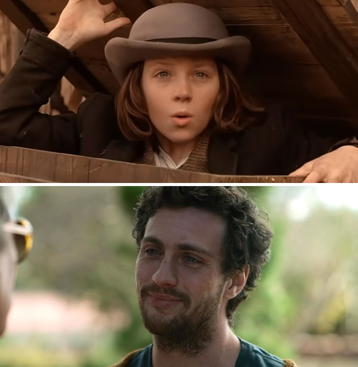 Aaron Taylor-Johnson As Charlie In Shanghai Knights (2003)
