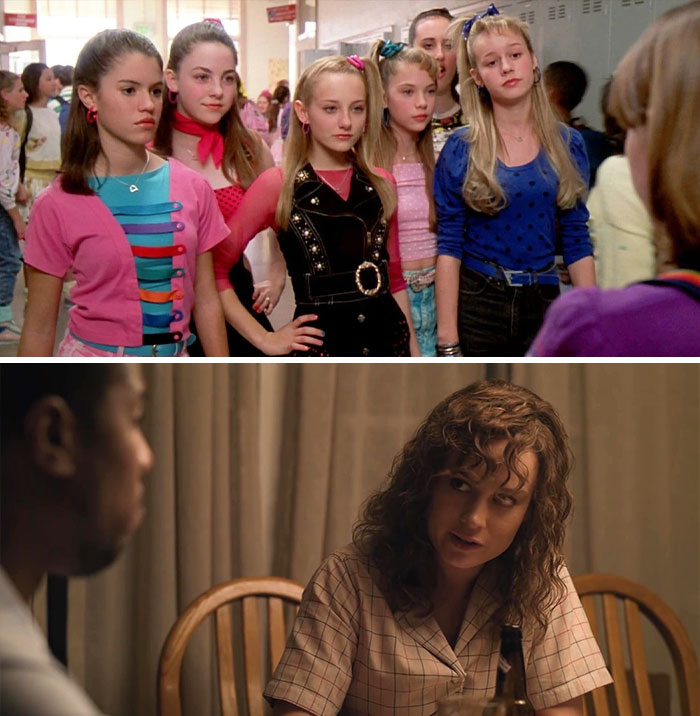 Brie Larson As One Of The Six Chicks In 13 Going On 30 (2004)