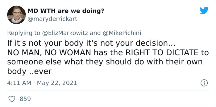 11 Reasons Why Women Have The Right To Decide Whether They Want To Get An Abortion, According To This Doctor On Twitter